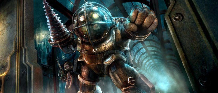 Artista recria mundo de Bioshock com LEGO!