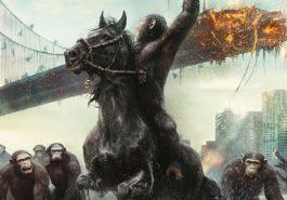 Planeta dos Macacos: A Guerra ganha primeiro cartaz!