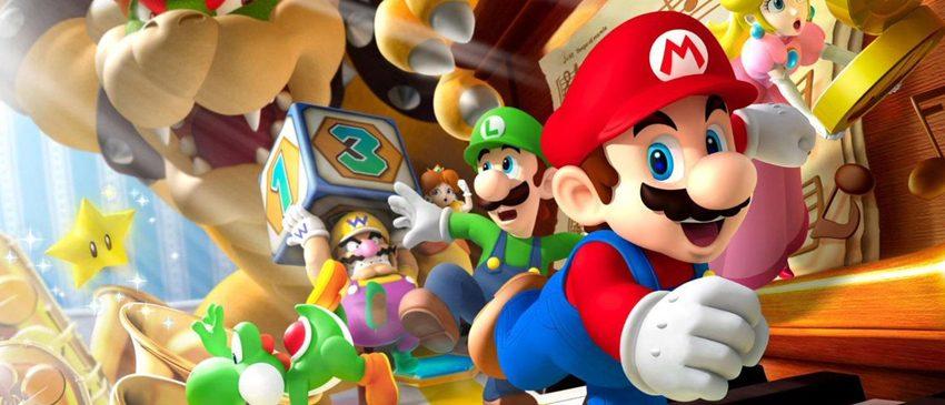 Nintendo revela mais detalhes sobre seu parque temático!
