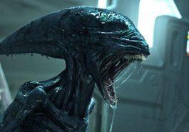 Foto de Ridley Scott nos bastidores do novo Alien!