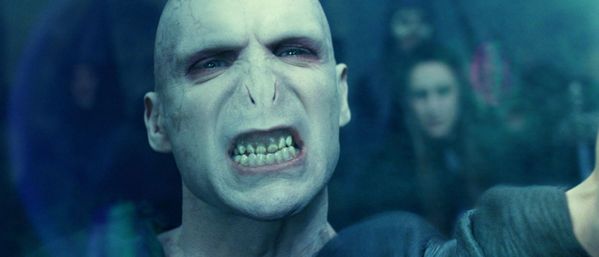 Ralph Fiennes fala sobre interpretar Voldemort de novo!