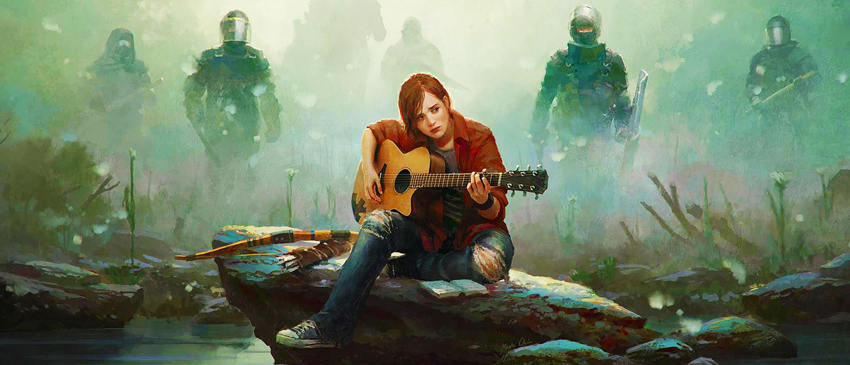 Naughty Dog revela The Last of Us Parte II!