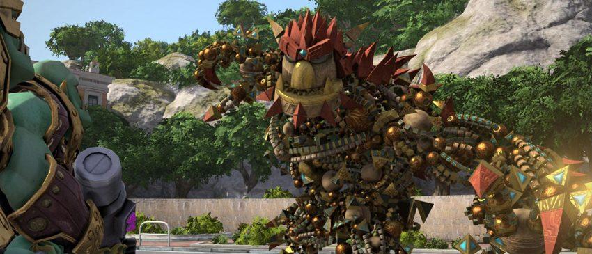 Sony anuncia desenvolvimento de Knack 2!