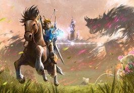 Novos videos de The Legend of Zelda: Breath of the Wild!