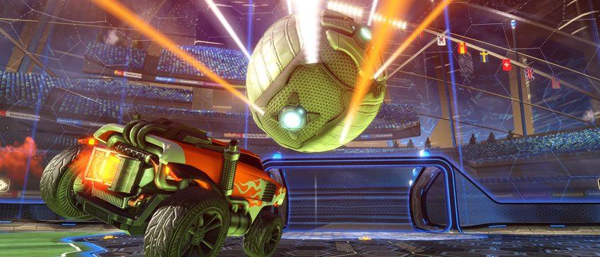 Rocket League ganhará DLC espacial ainda em dezembro!