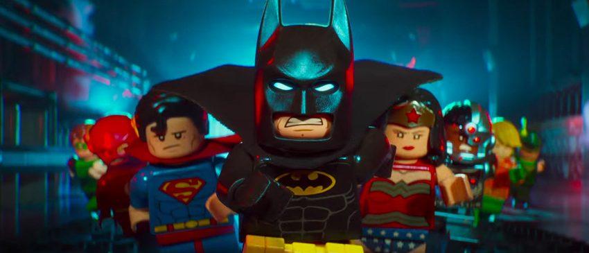 Novos cartazes de LEGO Batman: O Filme!