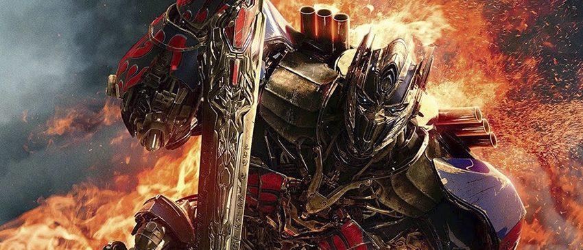 Finalmente! Transformers 5 ganha seu primeiro trailer!