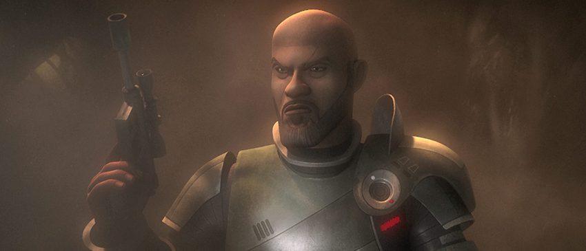 Star Wars | Novo trailer de Rebels mostra Saw Gerrera antes de Rogue One!