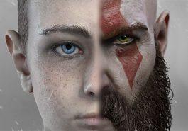 God of War | Revelado nome do filho de Kratos!