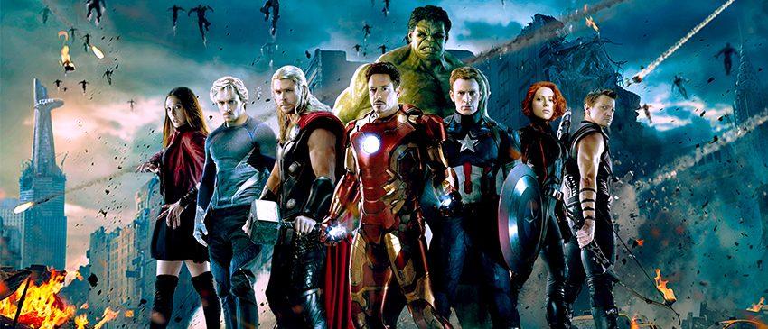 Vingadores: Guerra Infinita | Diretores revelam primeira imagem dos bastidores!