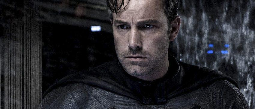 The Batman | Ben Affleck desiste da direção do longa!