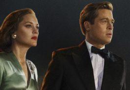 O cineasta Robert Zemeckis fala sobre Aliados, novo filme com Brad Pitt!