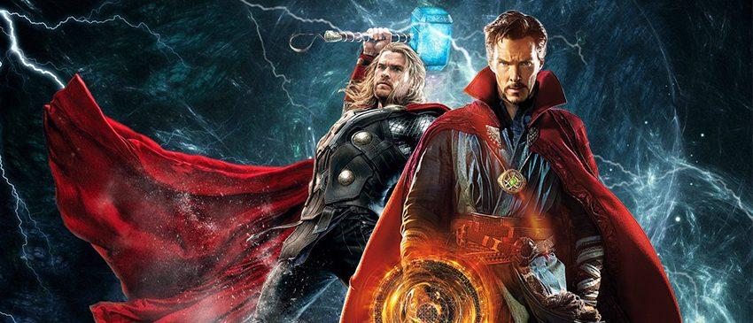 Marvel | Doutor Estranho é confirmado em Thor: Ragnarok!