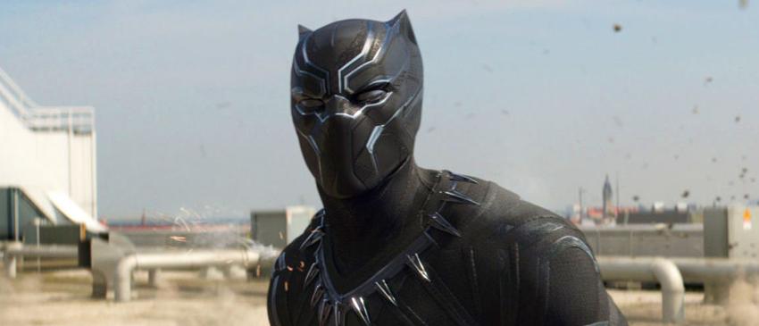 Pantera Negra | Nova logo do filme é revelada!