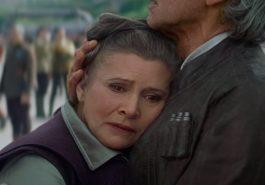 Star Wars | LucasFilm decidirá o futuro de Leia!