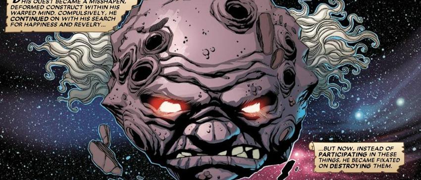 Guardiões da Galáxia Vol. 2 | Funko revela visual de Ego, o Planeta Vivo!