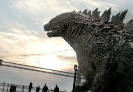 Godzilla | Anime do gigante ganha primeira imagem conceitual!