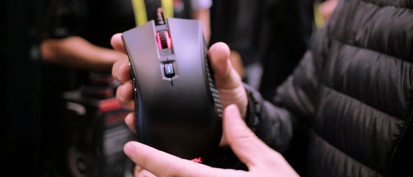 CES 2017 | HyperX anuncia Pulsefire, seu primeiro mouse gamer!
