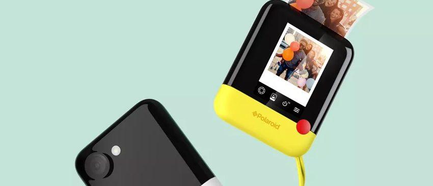 CES 2017 | Polaroid anuncia nova câmera Polaroid Pop!