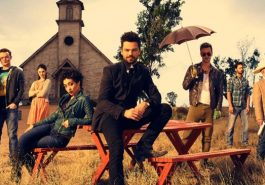 Preacher | Dominic Cooper confirma início das gravações do segundo ano!
