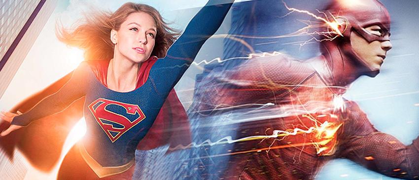 Séries | Crossover musical de Flash e Supergirl escala vilão principal!
