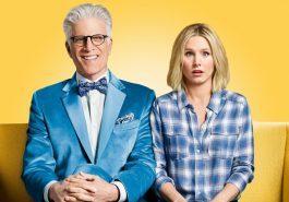 The Good Place | NBC renova série para uma segunda temporada!