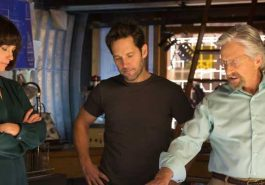 Homem-Formiga e a Vespa | Michael Douglas confirma retorno!