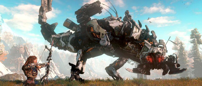 Horizon: Zero Dawn | Confira duas novas criaturas robóticas!