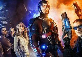 Legends of Tomorrow   Começam as filmagens do último episódio da temporada!