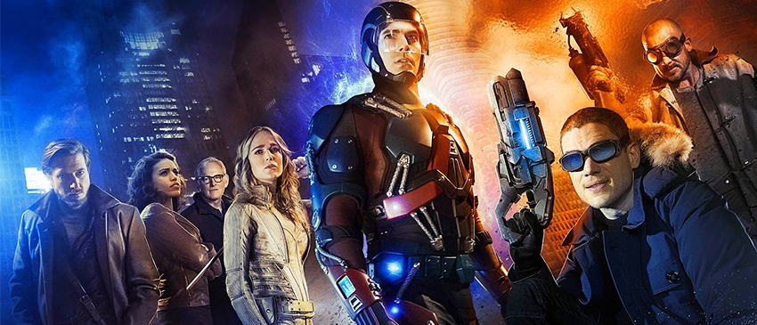Legends of Tomorrow | Começam as filmagens do último episódio da temporada!