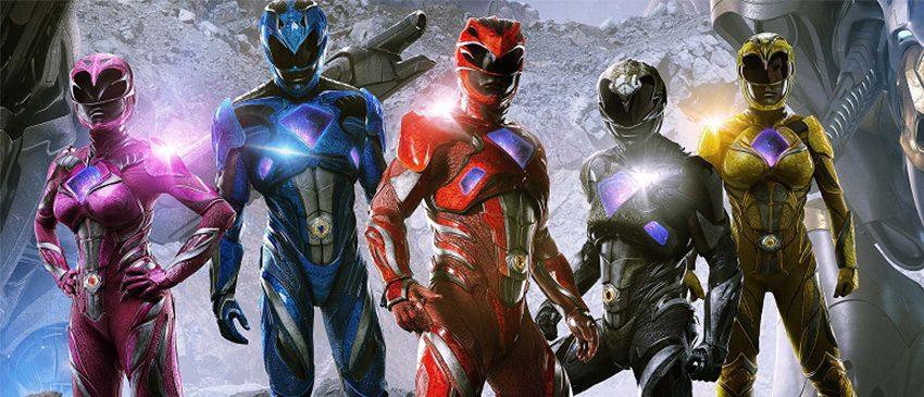 Power Rangers | Filme ganha cinco novos cartazes individuais!