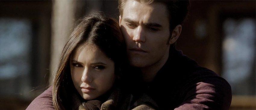 The Vampire Diaries | O reencontro de Elena e Stefan!