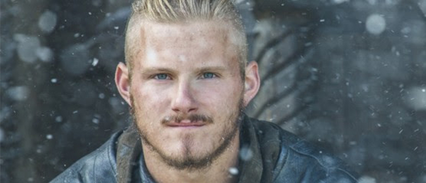 CCXP | Alexander Ludwig, o Björn de Vikings, anuncia Meet & Greet na Tour Nordeste!
