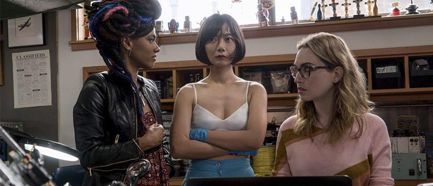 Netflix   Novas imagens da segunda temporada de Sense8!