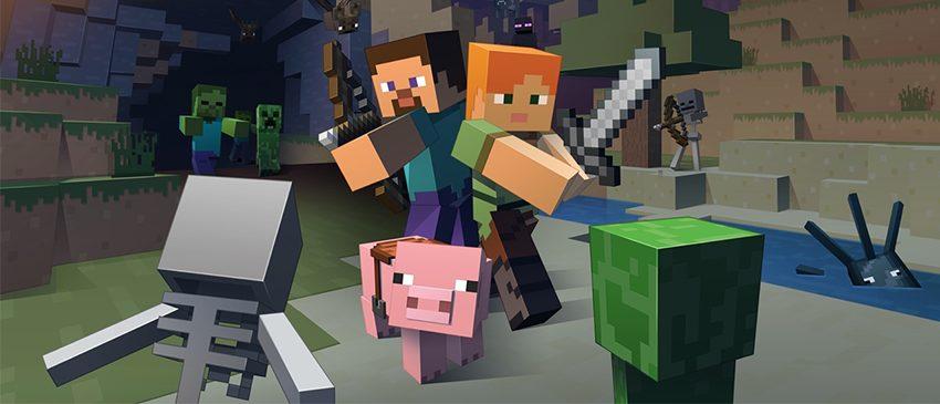 Games | Jogadores criaram um jogo do POKÉMON dentro de Minecraft!