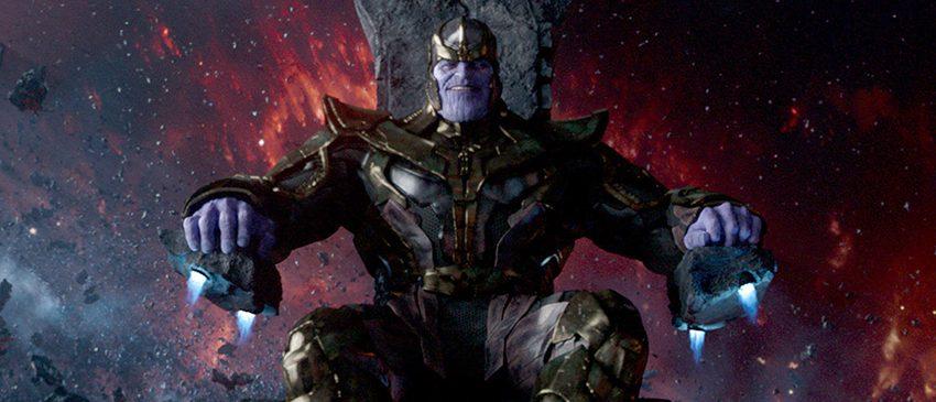 Marvel   Thanos irá mudar os vilões nos filmes da MCU!