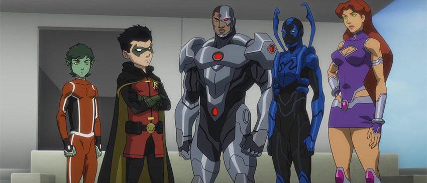 DC Comics | Nova animação de Jovens Titãs ganha primeiro trailer!