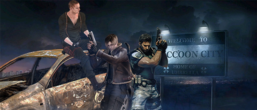 Games | Porque continuamos amando tanto Resident Evil?