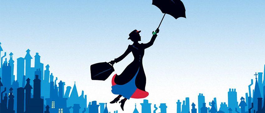 Mary Poppins Returns | Confira as primeiras informações do longa!