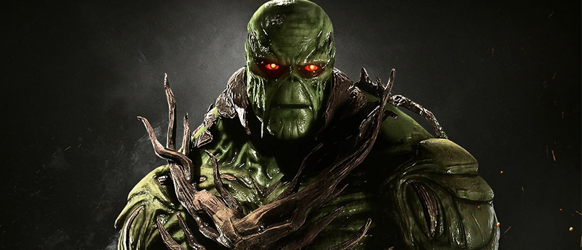 Injustice 2 | Monstro do Pântano é confirmado no jogo!