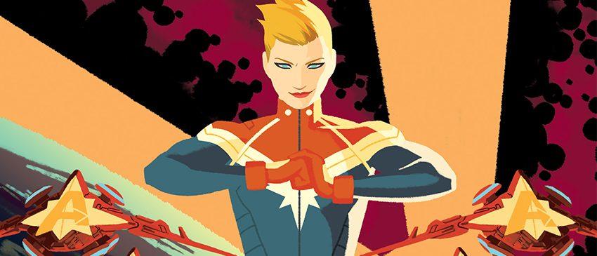 Capitã Marvel | Filmagens devem começar em janeiro de 2018!