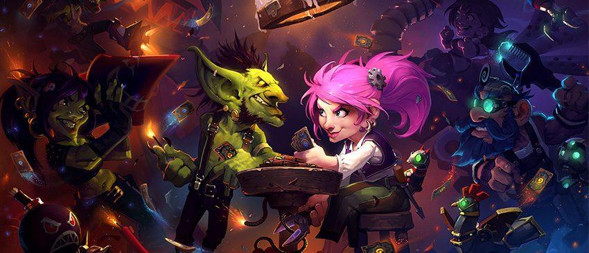 Games | Hearthstone inicia uma nova era com novas expansões a caminho!