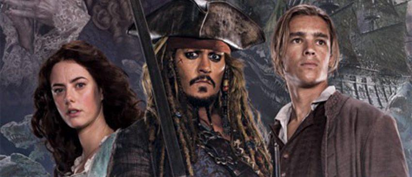 Piratas do Caribe 5 | Novos cartazes reúnem os principais personagens!