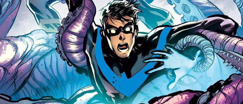Asa Noturna | DC está desenvolvendo live-action com o diretor de LEGO Batman!