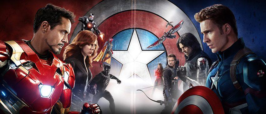 Capitão América: Guerra Civil | Novas artes conceituais mostram principais cenas do longa!