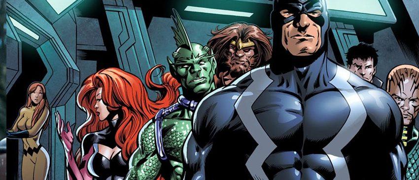 Inumanos | Locações das gravações são reveladas pela Marvel!