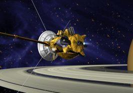 NASA divulga incríveis imagens dos anéis de Saturno!