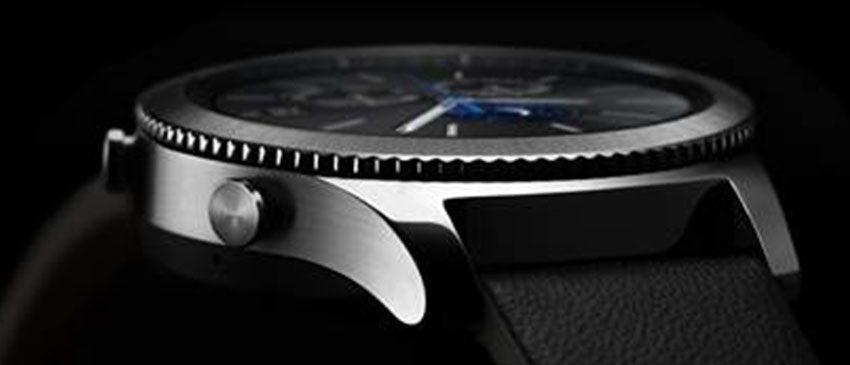 Samsung | Gear S3 é um smartwatch moderno e feito sob medida!