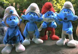 Os Smurfs e a Vila Perdida | Cartazes fazem paródia de filmes do Oscar!