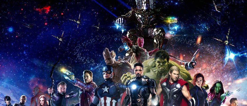 Guerra Infinita   Marvel revela primeiro sneak peek reunindo vários heróis!